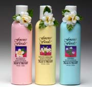 Tropical scented Hawaiian body lotion