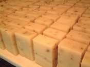 Handmade natural soap from Hawaii