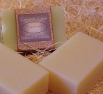 Handmade Peppermint Soap
